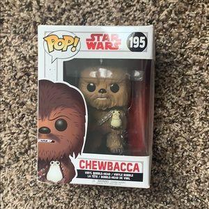 Funko POP Figure Chewbacca 195